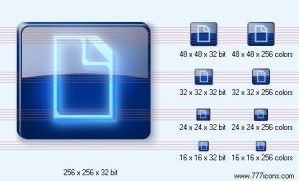 New file Icon by dedumber