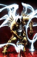 Diablo 3 Terial i4 wallpaper by chev327fox
