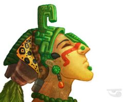 Sunrise by BalamTzibtah