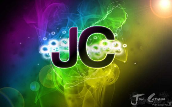 JC short for Joie Catipon by joiecatipon