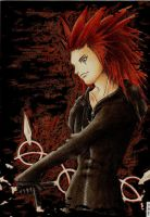 Axel by yaten-no-kittygirl