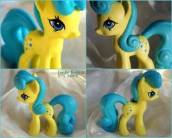 G1 to G4 Funko Bubbles MLP by wylf