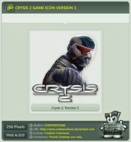 Crysis 2 Icon v3 by CODEONETEAM