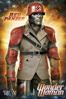 Red Panzer by Jeffach