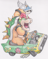 The Koopa King by KazultheDragon