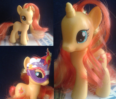 My Little Pony! Sunset Shimmer by SunsetShimmers