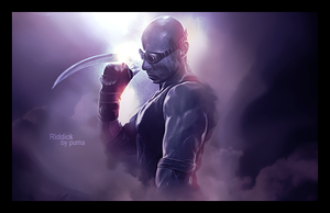 Riddick by CanNWill
