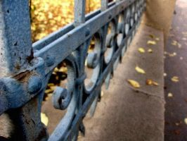 fence by Yahora