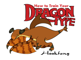 How to Train Your Dragon Type~.:Hookfang:.~ by Xbox-DS-Gameboy