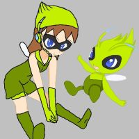 My Celebi Singer Outfit by jinmay6