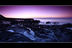 Tungsten Rock Pools by CainPascoe