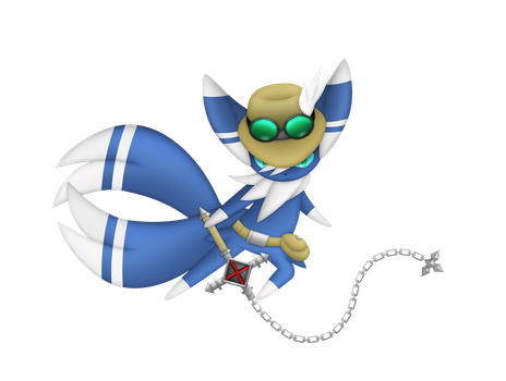 Png ver. Joseph the Meowstic by jot202