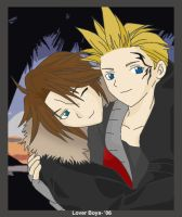 FFVIII- Lover Boys by TheSpyWhoLuvedMe