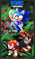 Lost and Found~Fan Comic Cover by Bubbi-Robot