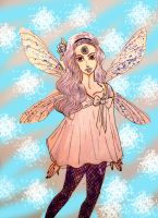 Winter Fairy by chaosqueen122