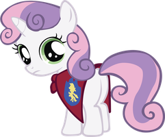 Sweetie Belle plotshot by EffJayAllRaven