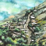 anboh Village by safouraabdi