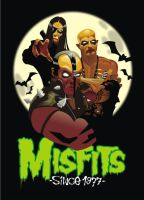 Misfits Since 1977 by Mickeyns