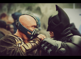 Dark Knight Rises by JCapela