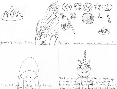 Gondracorns TV Trailer Page 3 by BNTkids