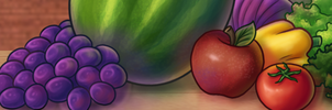Food Banner by jessijoke