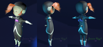 Rocket Guy- Character Model by Iddle-Diddle