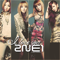 2ne1 - i love you by Nobuyuki7