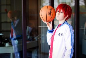 Knb: Teiko captain by prechu