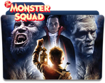 The Monster Squad by stargazerowl