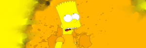 Bart Simpson Signature by me969