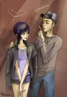 I think I know you mister by FrAlichen