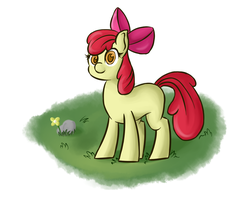 Apple Bloom by EROCKERTORRES