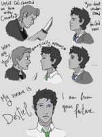 Future Destiel by GDrocks2431