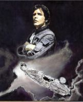 Star Wars Man and Machine II: Solo by solman1