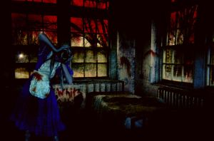 Alice in Horrorland by jesidangerously