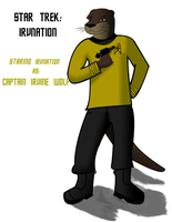 Star Trek Irvnation in color by IrvNation
