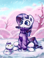 Winter Rar by INowISeeI