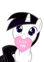 Vector Barrfind I love you by Barrfind