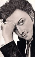 James McAvoy by ailema001