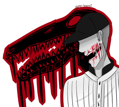 Goretober Day 3: Mouth Trauma by stars-and-static