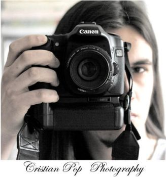 me and my canon 40D by SENIL07
