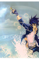 Ikki - Air Gear by NaruOc