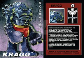 Kragg Card (front and back) by ShawnAtkinson