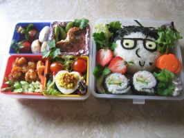 A Bento for You by arashiki