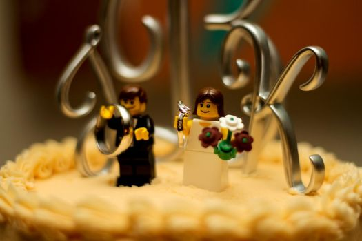 Lego my ring by smontgomery