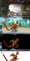 Spore and background Tutorial by Dragon-V0942