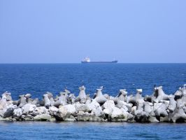 Black Sea shipping by ranger2011