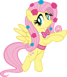 Fluttershy - Manticore Tamer by tygerbug