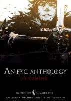 An epic anthology is coming... by Hikari-Akagi