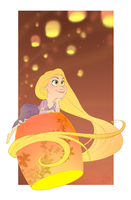 tangled by theZeo
